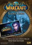 World of Warcraft Game Card for PC Games