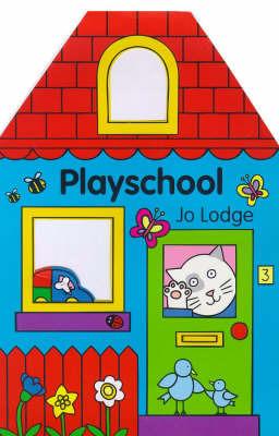 Playschool Carousel by Jo Lodge
