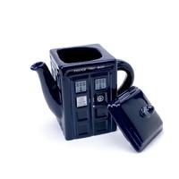 Doctor Who Tardis Teapot (Blue) image