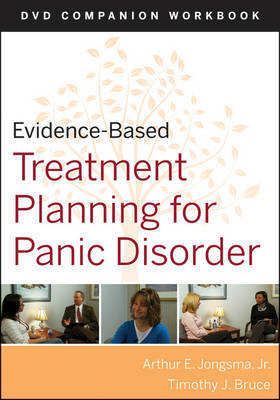 Evidence-based Treatment Planning for Panic Disorder DVD Workbook by Arthur E. Jongsma image