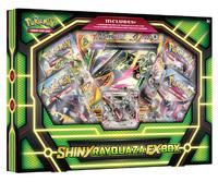 Pokemon TCG Shiny Rayquaza - EX Box