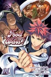 Food Wars!, Vol. 11 by Yuto Tsukuda