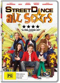 Street Dance: All Stars on DVD