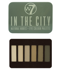 W7 In the City Eyeshadow Compact