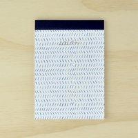 Kaisercraft K Style Indigo Notepad