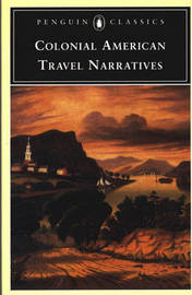Colonial American Travel Narratives by Mary White Rowlandson