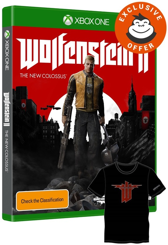 Wolfenstein II: The New Colossus for Xbox One image