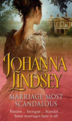 Marriage Most Scandalous by Johanna Lindsey image