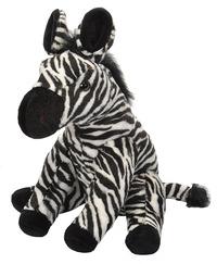Cuddlekins: Zebra - 12 Inch Plush