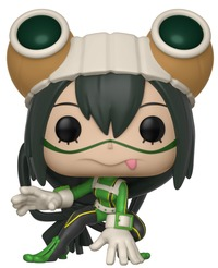 My Hero Academia - Tsuyu Pop! Vinyl Figure image