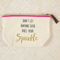 Natural Life: Pouch - Indie Sparkle Purple