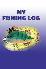 My Fishing Log by Success Log Books image