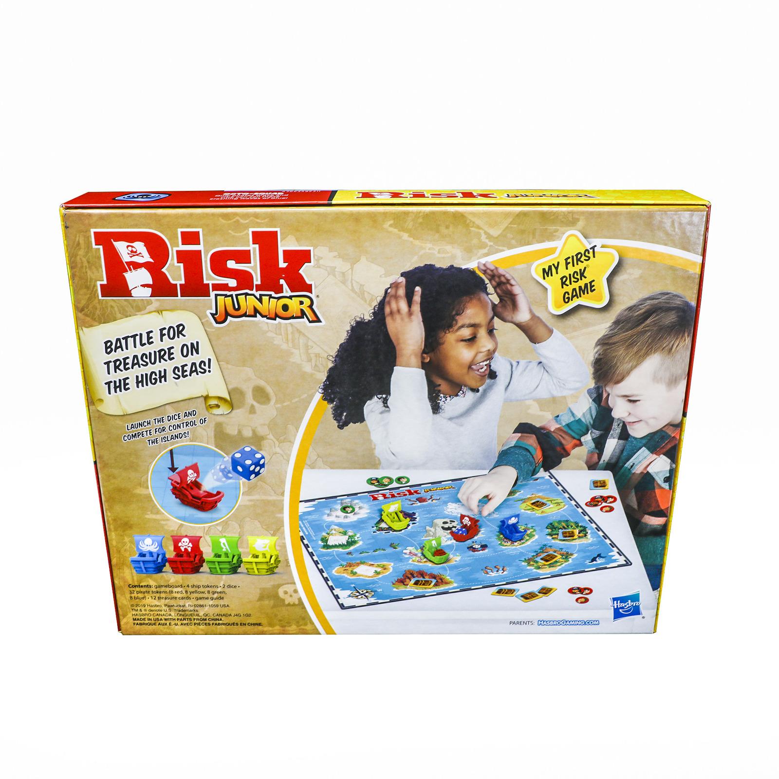 Risk Junior image