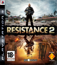 Resistance 2 (Pre-owned) for PS3
