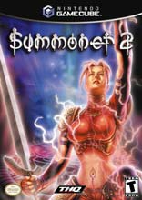 Summoner: A Goddess Reborn for GameCube
