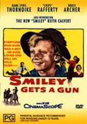 Smiley Gets A Gun on DVD