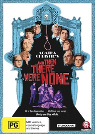 Agatha Christie's... And Then There Were None on DVD