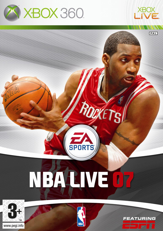 NBA Live 07 for Xbox 360