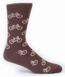 Men's Small Bikes Crew Socks