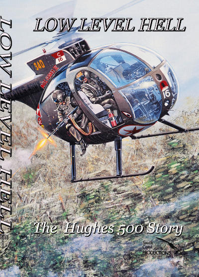 Low Level Hell: The Hughes 500 Story on DVD image