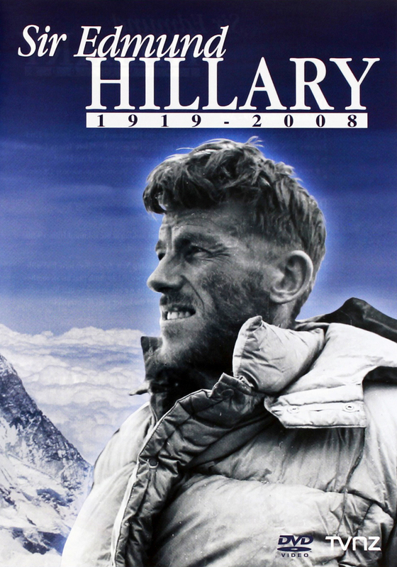 Sir Edmund Hillary 1919-2008 (2 Disc Set) on DVD