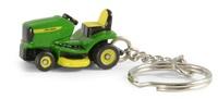 John Deere: Lawn Mower Keychain (PDQ)