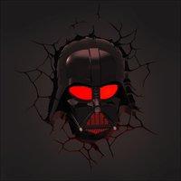 3D Deco Night Light - Star Wars Darth Vader Helmet image