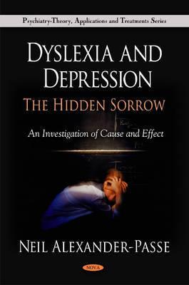 Dyslexia & Depression by Neil Alexander-Passe