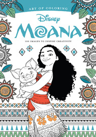 Art of Coloring: Moana by Disney