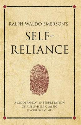 Ralph Waldo Emerson's Self Reliance by Andrew Holmes image