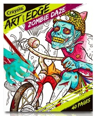 Crayola: Art With Edge - Zombie