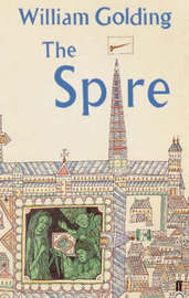 Spire by William Golding image