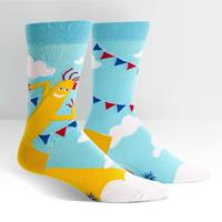 Men's - The Ecstacy Of Mr. Wavy Arms Crew Socks image