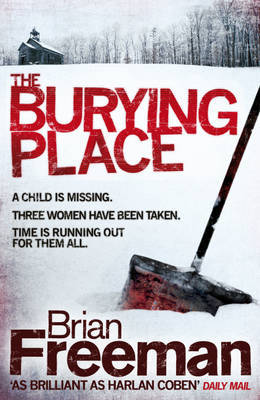 The Burying Place by Brian Freeman image
