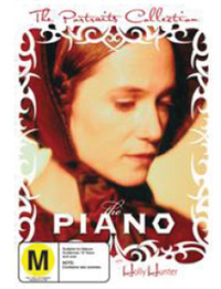 The Piano - The Portraits Collection on DVD