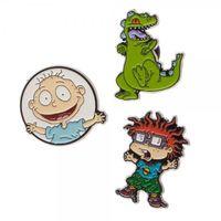 Nickelodeon: Rugrats - Lapel Pin Set (3 Pack)