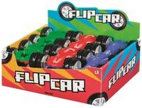 Toysmith: Double Sided Flip Car - (Assorted Colours)