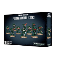 Warhammer 40,000 Dark Angels Primaris Intercessors