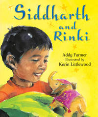Siddharth and Rinki by Addy Farmer image