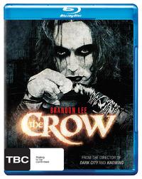 The Crow on Blu-ray