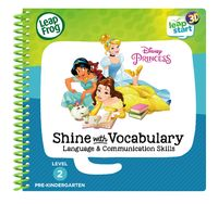 Leapstart 3D: Disney Princesses - Shine With Vocabulary (Level 2)