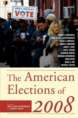The American Elections of 2008 image