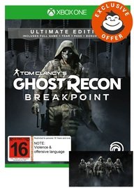 Tom Clancy's Ghost Recon Breakpoint Ultimate Edition for Xbox One