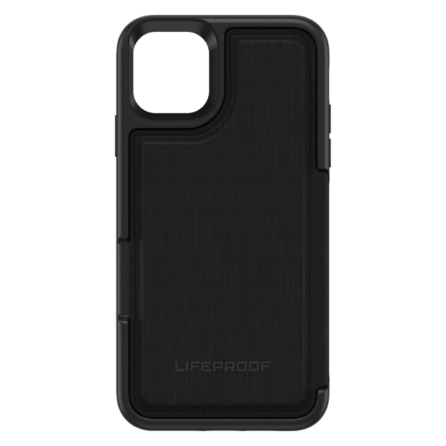 Lifeproof: Wallet for iPhone 11 Pro Max - Dark Night/Black