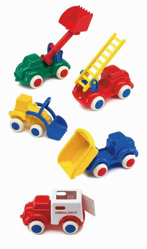 Viking Toys - Maxi Trucks