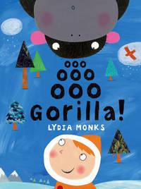 Ooo, Ooo, Ooo Gorilla by Lydia Monks image
