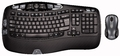 Logitech MK550 Wireless Wave Desktop Keyboard & Mouse Kit
