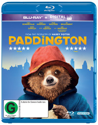 Paddington on Blu-ray