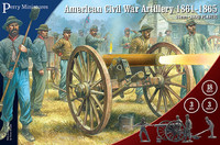 American Civil War: Artillery (1861-1865)