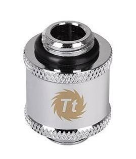 Thermaltake Pacific G1/4 Male to Male 20mm Extender – Chrome